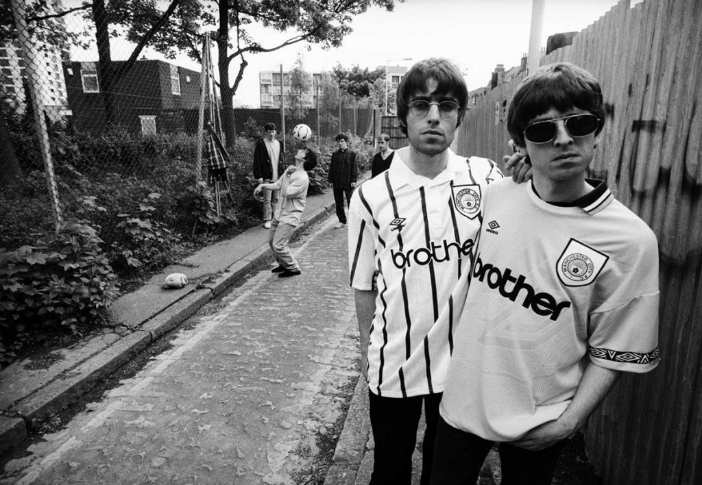 OASIS MANCHESTER CITY